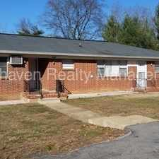 Rental info for Convenient Red Bank Location in the Chattanooga area