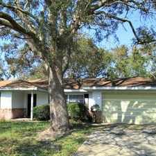 Rental info for 2/2 With 2 Car Garage. in the Deltona area
