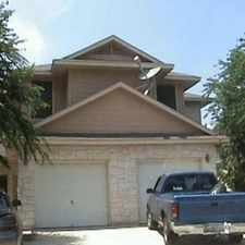 Rental info for 6706 Cannonleague Drive #B in the Austin area