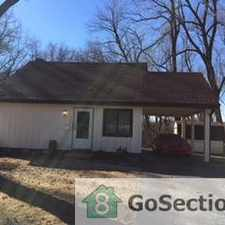 Rental info for This is a 3 bedroom 1 1/2 bath home; no basement.