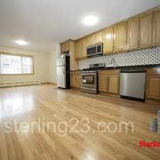 Rental info for 22-19 26th Street #1 in the New York area