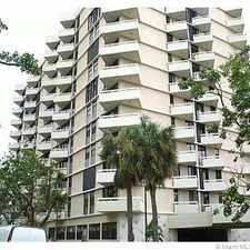 Rental info for 2501 Brickell Avenue #405 in the Downtown area