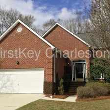 Rental info for 1033 Bidwell Circle in the Charleston area