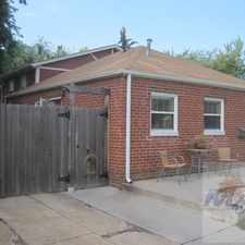 Rental info for 3630 West Alice Place in the Denver area