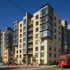 Rental info for 1150 J Street #208 in the San Diego area