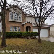 Rental info for 8427 BERRY KNOLL in the San Antonio area