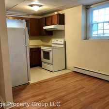 Rental info for 26 Lancashire St