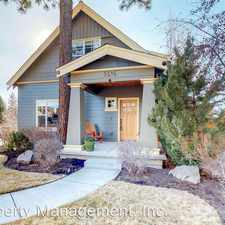 Rental info for 2595 NW Ordway Street