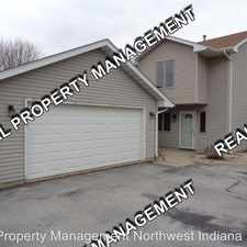 Rental info for 4860 W. 92nd Avenue in the Crown Point area