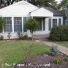 Rental info for 2156 Morning Glory Ave. in the Fort Worth area