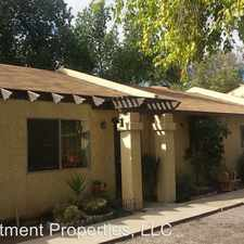 Rental info for 50 W. 9TH PL #6 in the Mesa area