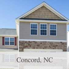 Rental info for House For Rent In. in the Concord area