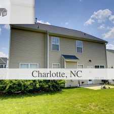 Rental info for 3 Bathrooms Charlotte - Convenient Location. Pe... in the Pawtuckett area
