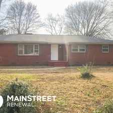 Rental info for 3304 Sunset Road in the Charlotte area