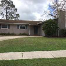 Rental info for Stylish 3/2 with Family Room and Fireplace in Jacksonville FL in the Jacksonville area