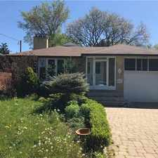 Rental info for 43 Finchurst Drive in the Vaughan area