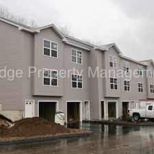 Rental info for Ledyard Meadows Luxury Apartments - Maple Townhouse