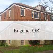 Rental info for Charming 1BD/1BA Downtown EUG! Wood Floors! Hig... in the Eugene area