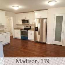 Rental info for House In Quiet Area, Spacious With Big Kitchen.... in the Nashville-Davidson area