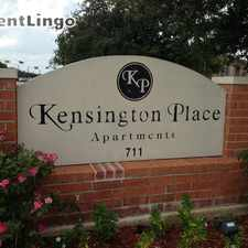 Rental info for 711 FM 1959 Rd # 6948 in the Houston area