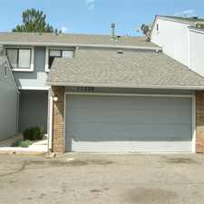 Rental info for 2753 S Lansing Way in the Denver area