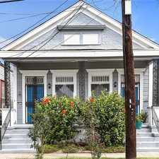 Rental info for 3427 Magnolia Street in the New Orleans area