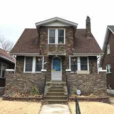 Rental info for 6439 Lindenwood Pl. in the St. Louis area