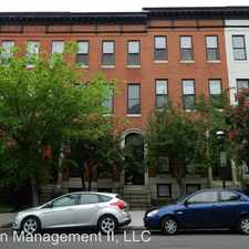 Rental info for 1515 Bolton St, in the Baltimore area