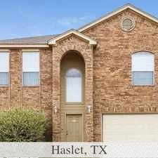 Rental info for Save Money With Your New Home - Haslet in the Fort Worth area