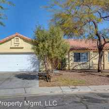Rental info for 3208 Wembley Ct in the Las Vegas area