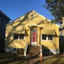 Rental info for FULL HOUSE FOR RENT NEAR WHYTE AVE-LOCATION, LOCATION, LOCATION! in the Queen Alexandra area