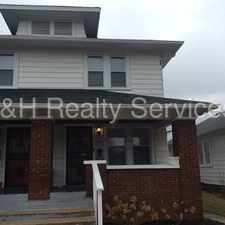 Rental info for Coming Soon-3BR/1BA Butler Tarkington in the Indianapolis area