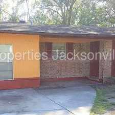 Rental info for Very Nice 3 Bed Home!! in the Jacksonville area