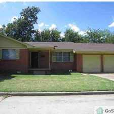 Rental info for 4917 N Wisconsin Ave in the Oklahoma City area