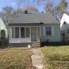 Rental info for Welcome To Your New Detroit Home!!! in the Detroit area