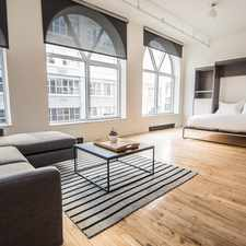 Rental info for Lofts Clark in the Plateau-Mont-Royal area