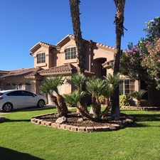 Rental info for Furnished Bedroom/Bath Available! Enjoy Entire House/Pool/Garage. in the Gilbert area