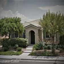 Rental info for 485 Palm Ave