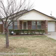Rental info for 812 NW 18th Street in the Oklahoma City area