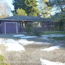 Rental info for 11264 29th Ave. SW in the Seattle area
