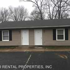 Rental info for 717 RUSSELL STREET in the Asheboro area