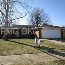 Rental info for 721 Lakecrest Dr, Oklahoma City, OK, USA in the Oklahoma City area