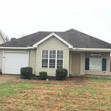 Rental info for 4645 Range View Dr. in the Memphis area