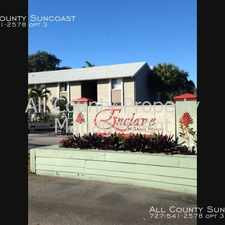 Rental info for 5455 21st Way