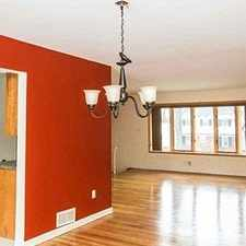Rental info for Immaculate 3 Bedroom Split Level Home Set In To...