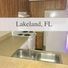 Rental info for 1 Bedroom - Off E. Edgewood in the Lake Hollingsworth area
