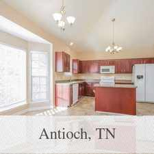 Rental info for House For Rent In. in the Nashville-Davidson area