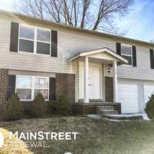 Rental info for 2264 Central Parkway Drive in the Florissant area