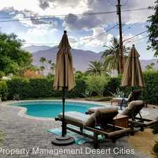 Rental info for 1488 N. Riverside Drive - Marketing in the Palm Springs area