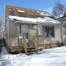 Rental info for Edmonton House for rent in the Alberta Avenue area